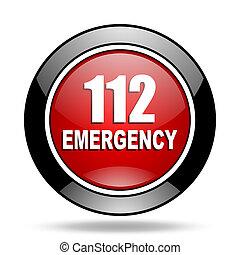 數字, 緊急事件, 112, 圖象