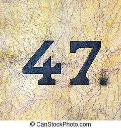 數字, 47