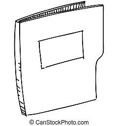 文件夾, 圖象