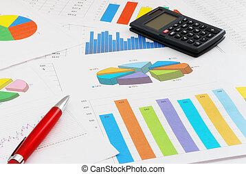 文件, 財政