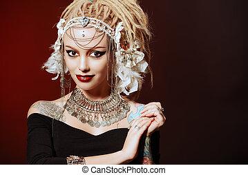 文化, indian