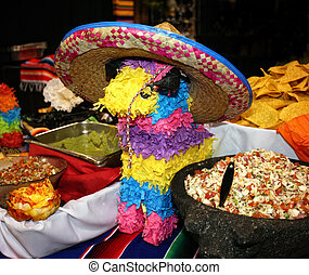 料理, メキシコ人