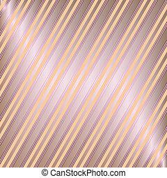 斜紋織物, 咖啡, 以及, 粉紅色, 鑲邊背景