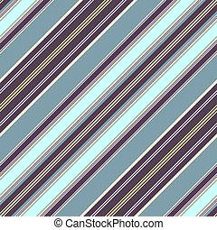 斜紋織物, 有條紋, 圖案