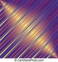 斜紋織物, 鑲邊背景