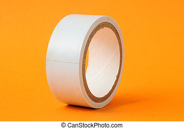 断熱材, 新しい, テープ, 回転しなさい