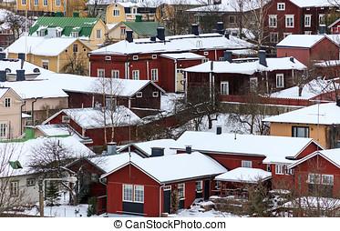 斯堪的納維亞人, 建築學