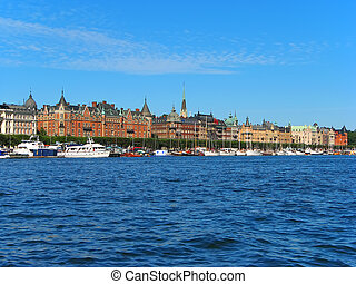 斯德哥爾摩, 瑞典