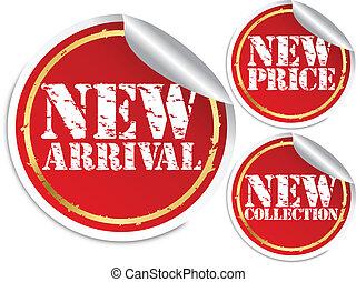 新しい到着, 新しい, 価格, そして, 新しい, coll