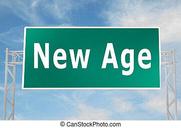 新しい年齢, 概念