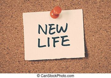 新しい生命