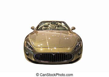 新しい, スポーツ, 贅沢な車