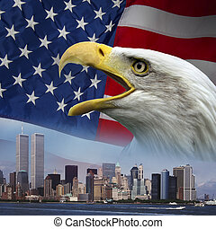 新しい, -, ヨーク, 9-11, 思い出しなさい
