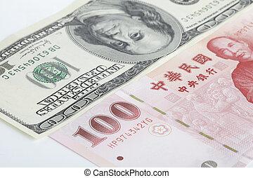 新しい, 台湾, ドル, 私達