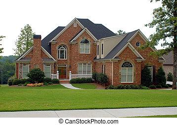 新しい 家, 販売 のため