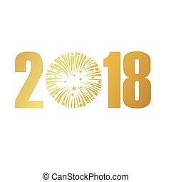 新しい, 幸せ, 2018, 年