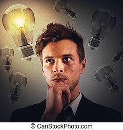 新しい 考え, ビジネス