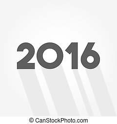 新しい, 2016, 年