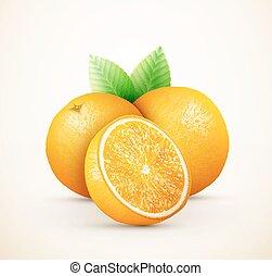 新たに, オレンジ, 成果, ∥で∥, 緑は 去る, そして, に薄く切る