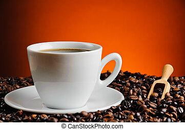 新たに, コーヒーカップ