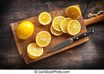 新たに, 生活, まだ, レモン