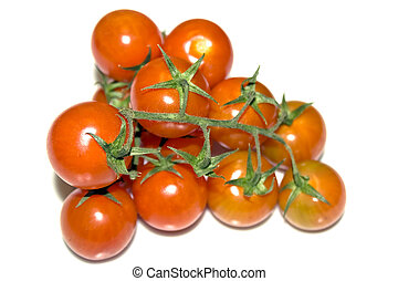 新たに, 赤, トマト, さくらんぼ