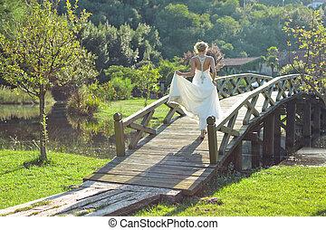 新娘, 出逃