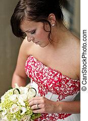 新娘, 年輕
