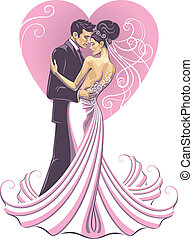 新娘, 未婚夫