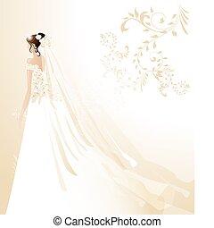 新娘, 美麗