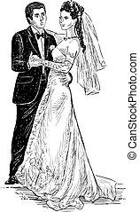 新婚者, 幸せ