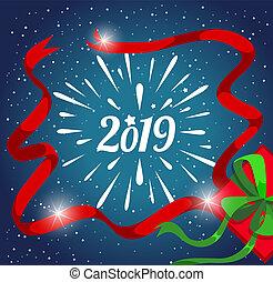新年おめでとう, カード, テンプレート