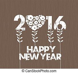 新年おめでとう, 2016, ∥で∥, 茎