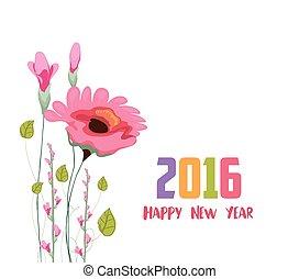 新年おめでとう, 2016., ペイントされた