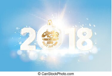 新年おめでとう, card.