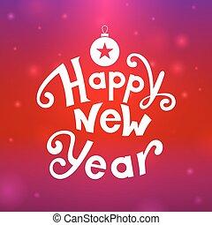 新年快樂, 背景