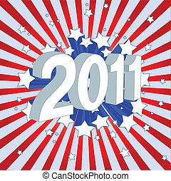 新年快樂, 2011!