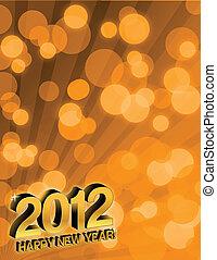 新年快樂, 2012
