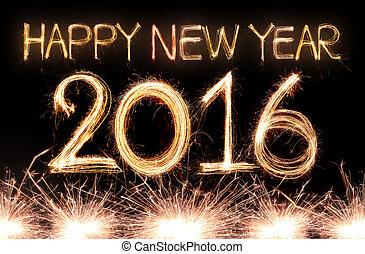 新年快樂, 2016