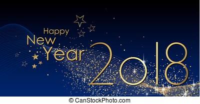 新年快樂, 2018