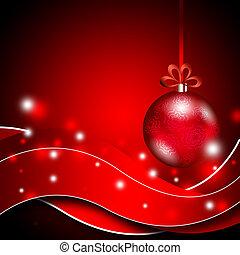新年, そして, クリスマス, ホリデー