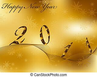 新年, グリーティングカード