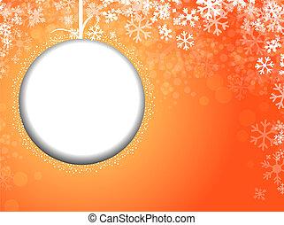 新年, 以及, 聖誕節, 背景