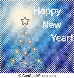 新年, 幸せ