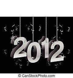 新年, 2012, 正文, 裝飾品