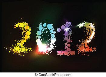 新年, 2012, 背景