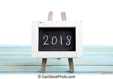 新年, 2018