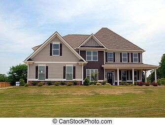 新的家, 待售