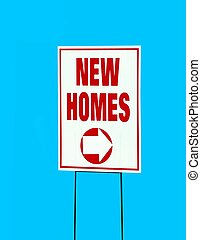 新的家, 簽署