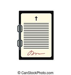 新約聖書, 手紙, アイコン